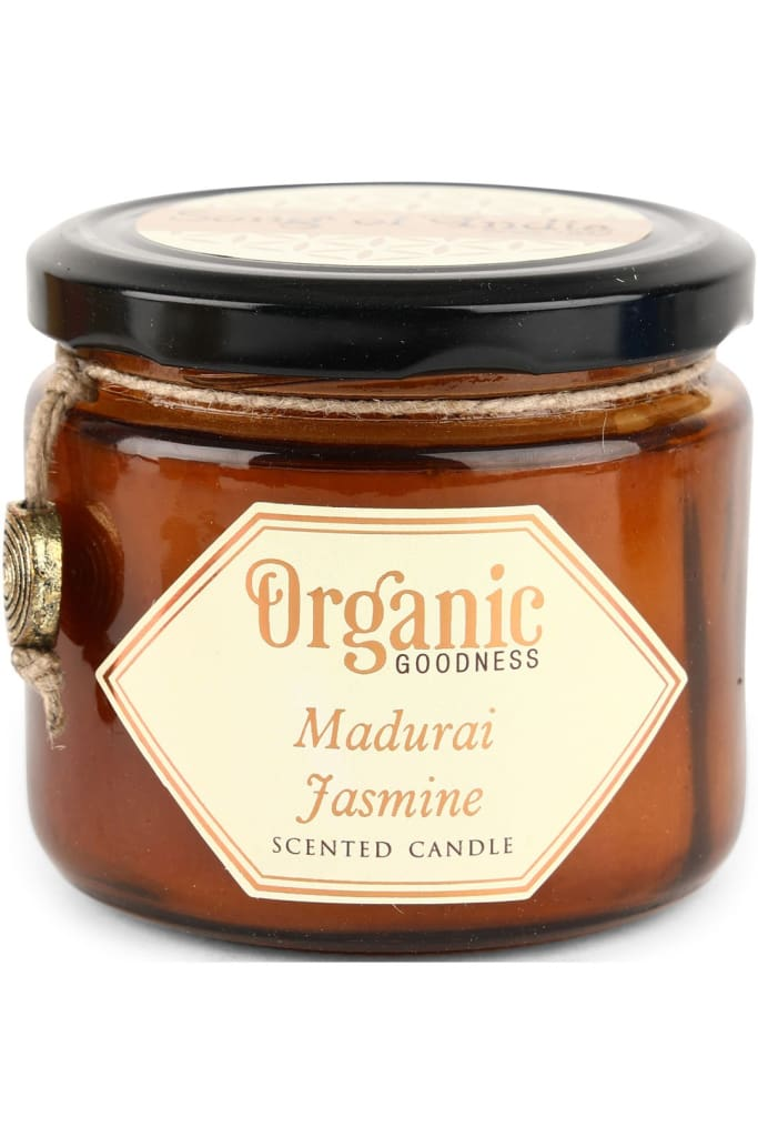 Organic Goodness Scented Soy Candle