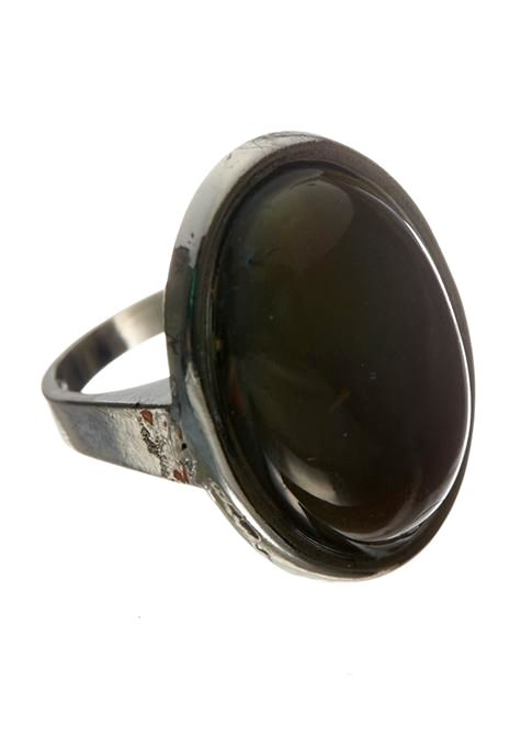Oval Mood Ring Ishka