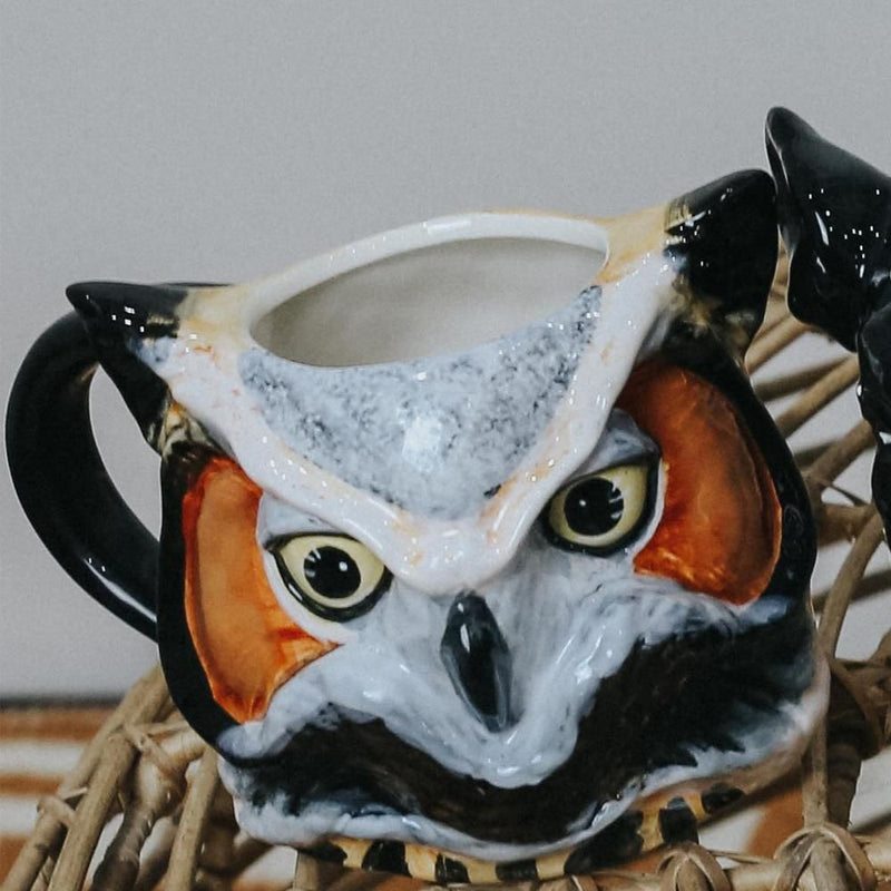 Owl Safari Mug