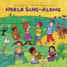 World Sing-Along Kids CD
