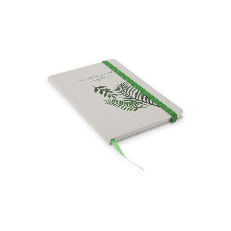 Palm Frond Notebook