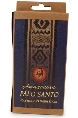 Palo Santo Amazonian Premium Incense Sticks