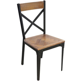 Parquetry Dining Chairs