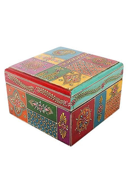 Patchwork Box - Large