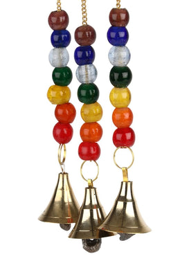 Pentacle Hanging Bells