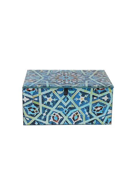 Persian Glass Box - Large