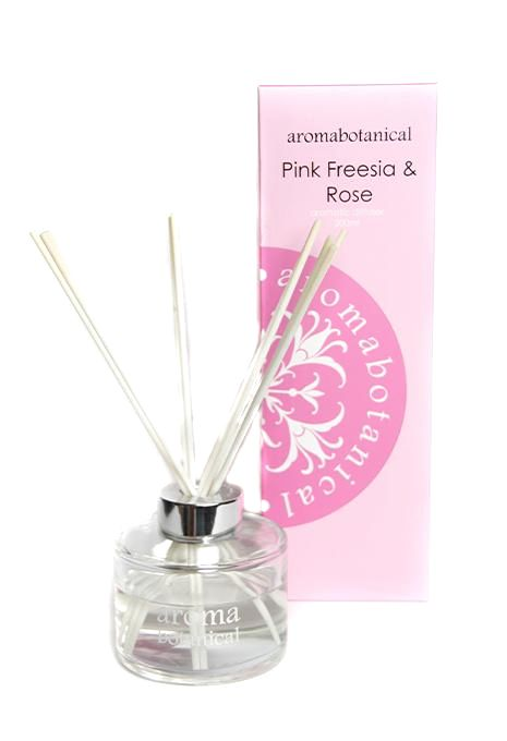 Pink Freesia & Rose Diffuser