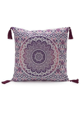 Pink Mandala Cushion