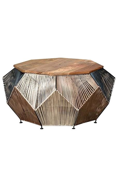 Prismatic Table