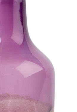 Purple Ombre Vase