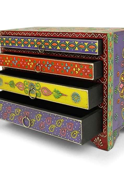 Rainbow Mini Drawers