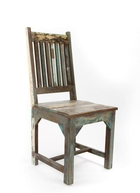 Recycled Dining Chair