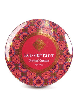 Red Current Travel Candle