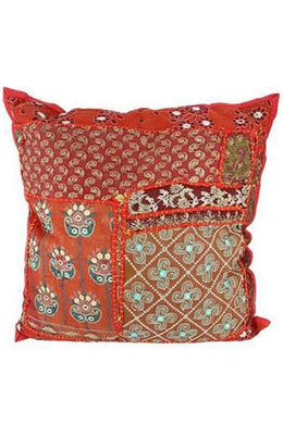 Red Suti Cushion
