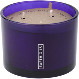 Relaxation Earth Oils Candle