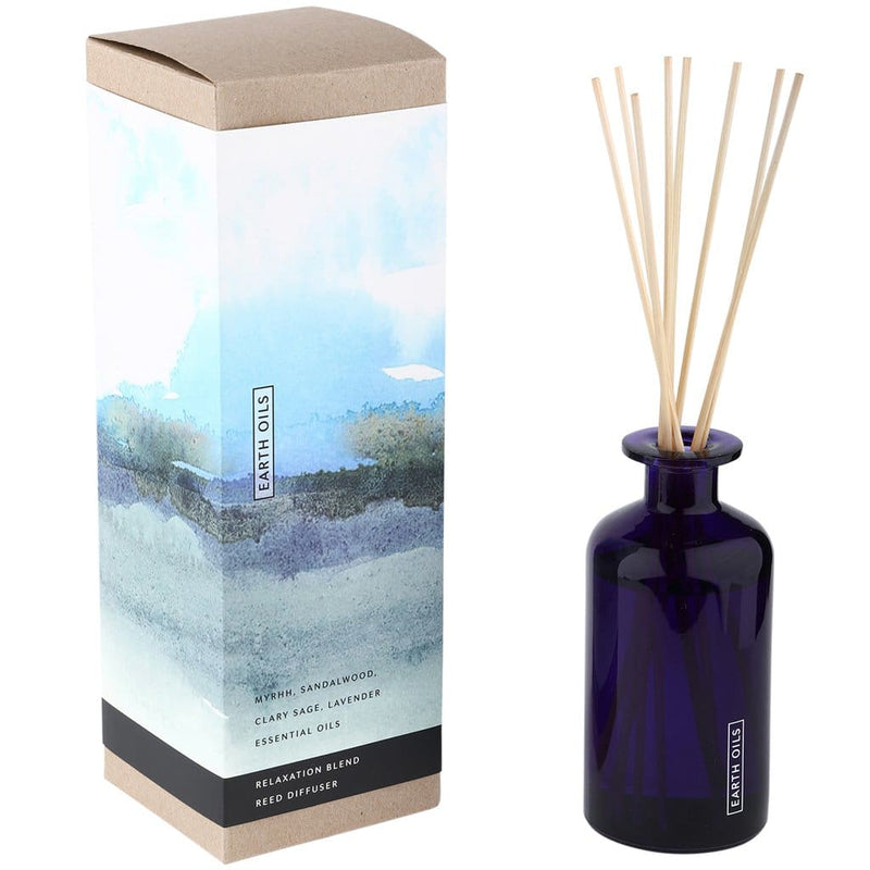 Relaxation Earth Oils Diffuser