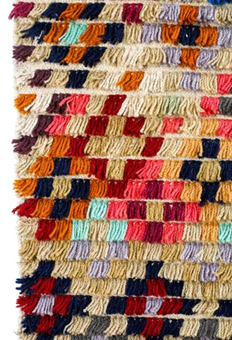 Shaggy Wool Rug