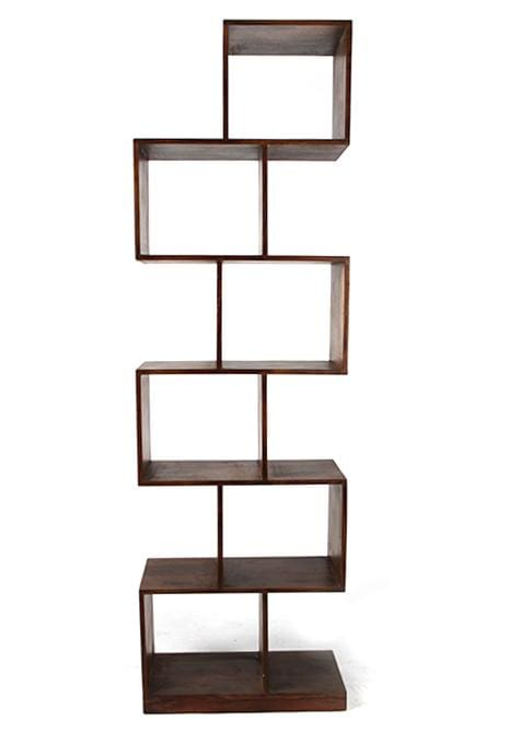 Sheesham Offset Shelf Ishka