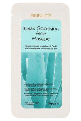 Skinlite Relaxing Aloe Mask