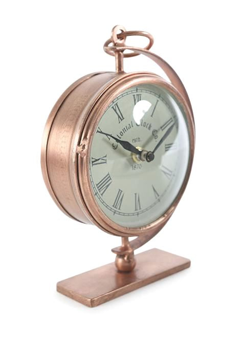 Small Colonial Clock