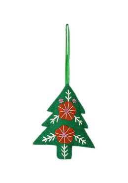 Soft Christmas Tree Decoration