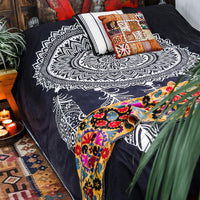Square Dreamcatcher Bedspread