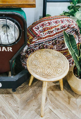 Srinagar Side Table