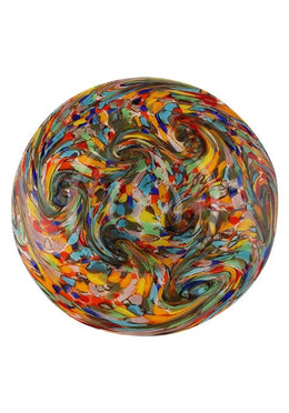Swirling Colours Bowl