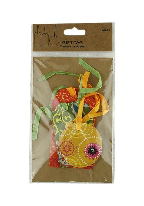 Tags Gift Pack Of 6 Ik1702-26