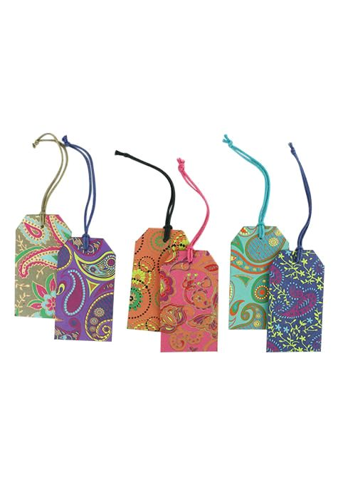 Tags Gift Pack Of 6 Ik1702-27