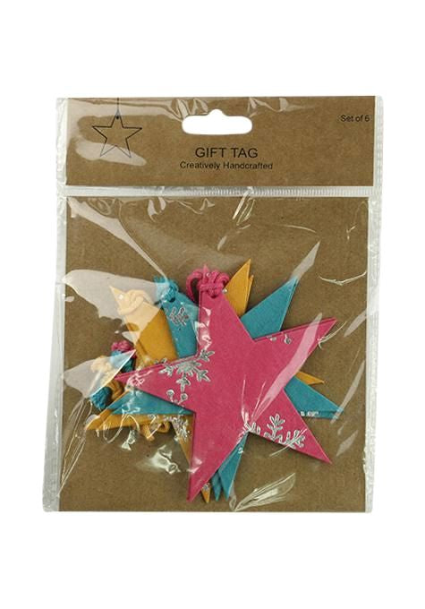 Tags Gift Pack Of 6 Ik1702-28