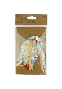Tags Gift Pack Of 6 Ik1702-31