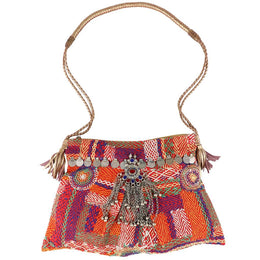 Thaili Godari Banjara Leather Bag
