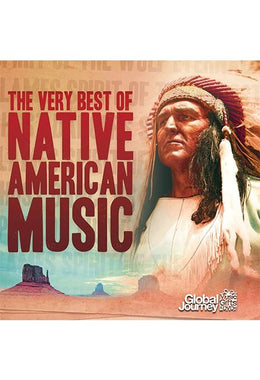 The Very Best Of Native American Music Cd