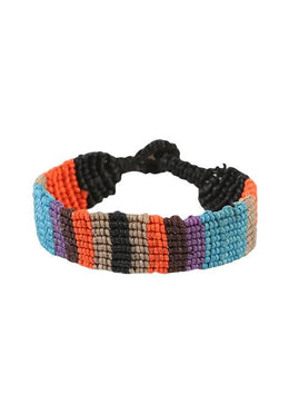 Thick Mexican Friendship Bracelet