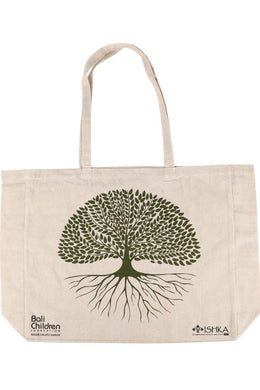 Tree of Life Bali Charity Bag