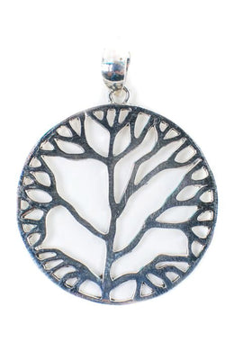 Tree Of Life Branch Pendant