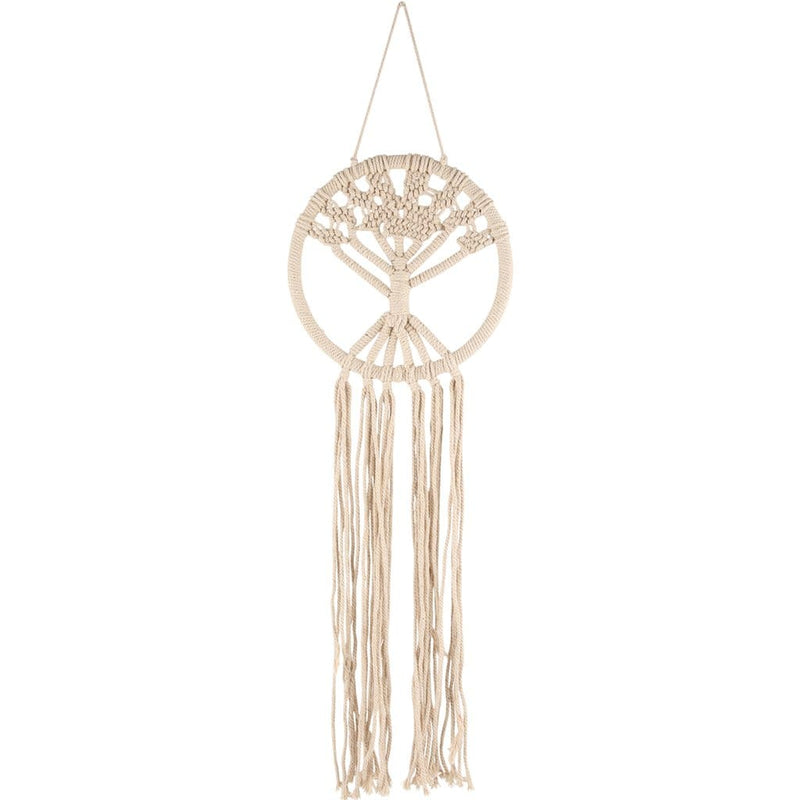 Tree Of Life Crochet Dreamcatcher