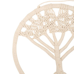 Tree Of Life Crochet Dreamcatcher - Small