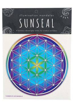 Tree Of Life Sunseal Window Sticker
