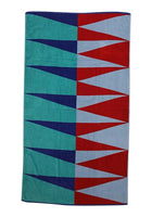 Verge Beach Towel
