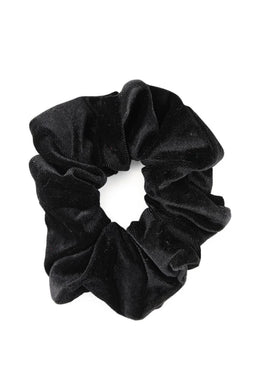 Wide Velvet Scrunchie