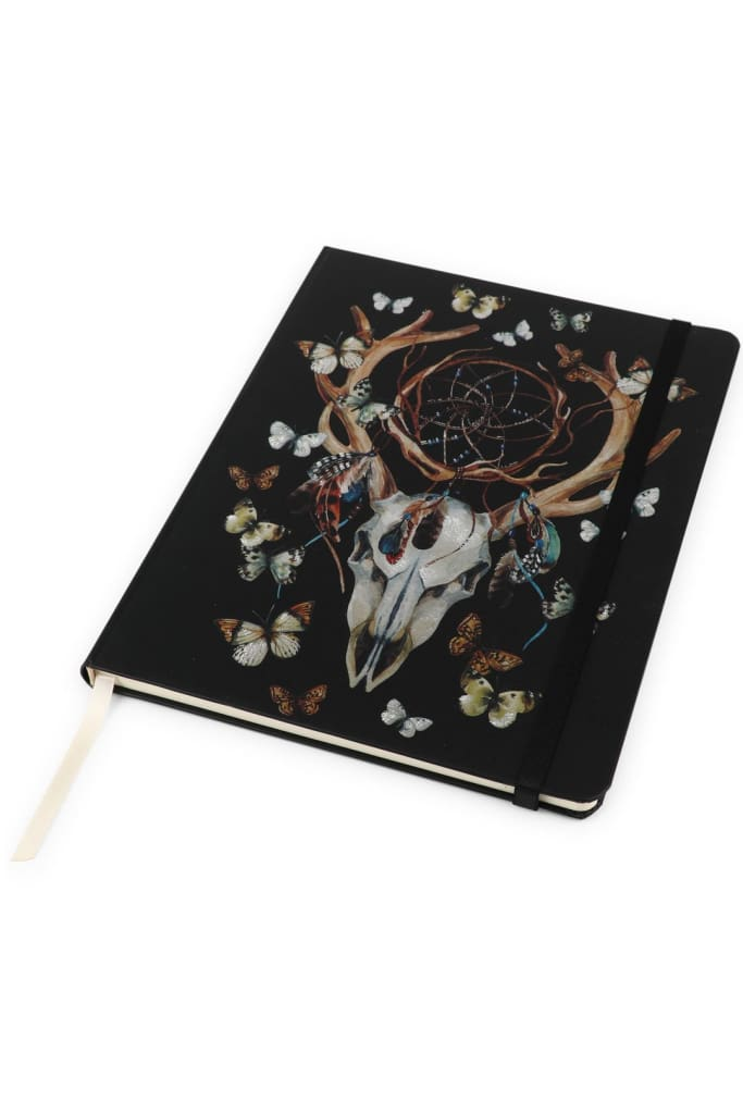 Wild Dreams Foil Notebook