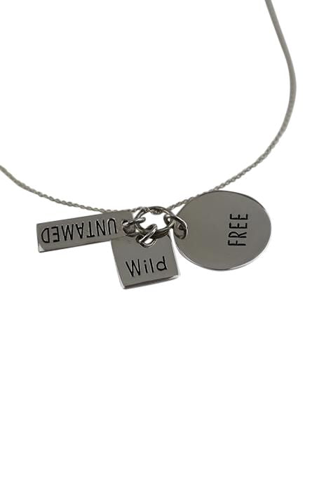 Wild Untamed Free Necklace