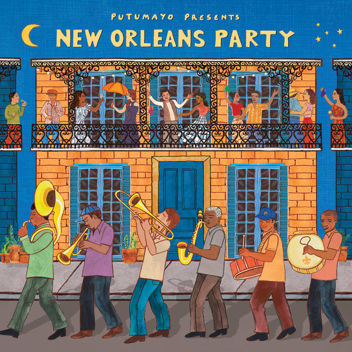 New Orleans Party CD