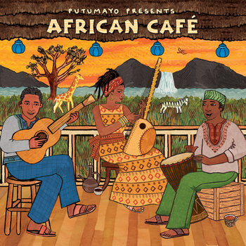 African Cafe CD