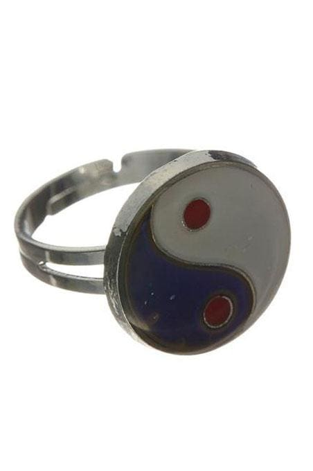 Yin Yang Mood Ring
