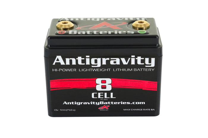 Antigravity 8-Cell Lithium Battery