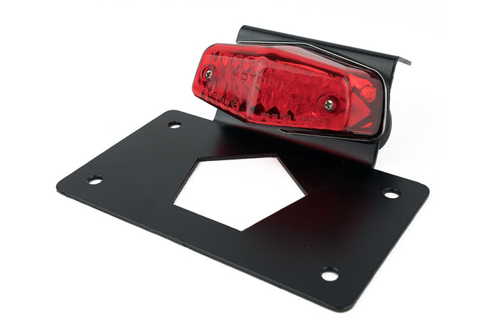 License Plate Relocation Kit w/ Tail Light