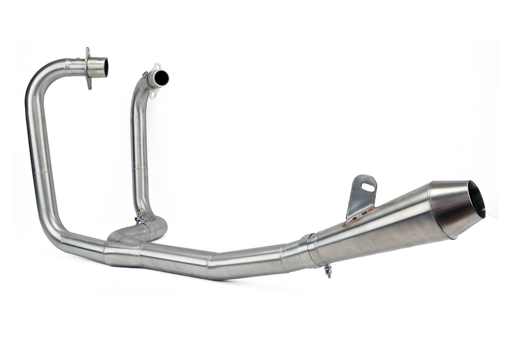 Megaphone 2-1 Exhaust system for Bonneville T120 & T100